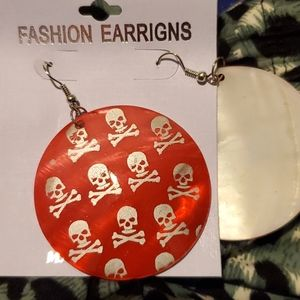 These are gorgeous  Skeleton earrings